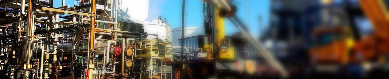 Konstrukcje dla przemysłu